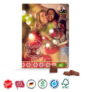 promemotion - Wand-Adventskalender