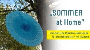 Read more about the article SOMMER at Home